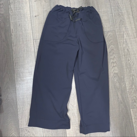 Lululemon Cropped Straight Pant